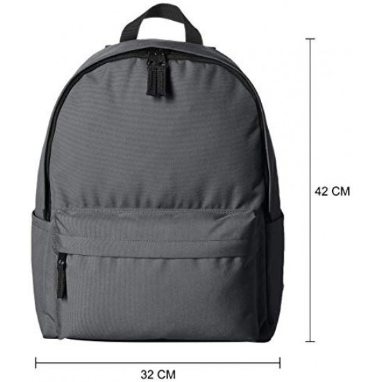 Classic School Backpack - Red