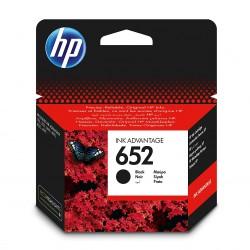 HP Ink Cartridge 652, Black