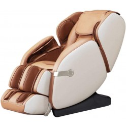 iRest massage chair SL-A191 full automatic kneading multi-function beige plus yellow color