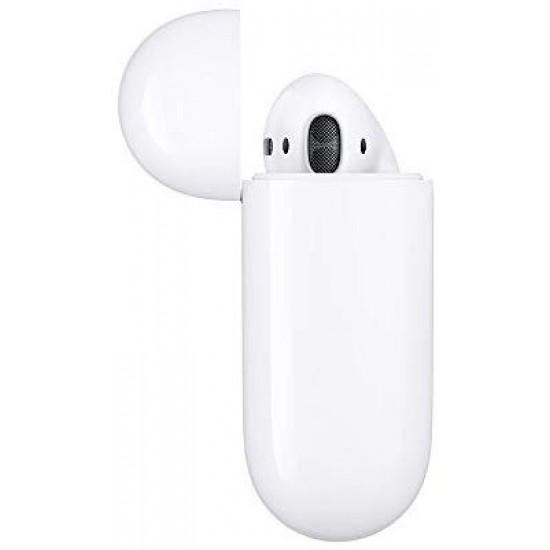 Apple AirPods with Charging Case (Latest Model) - White