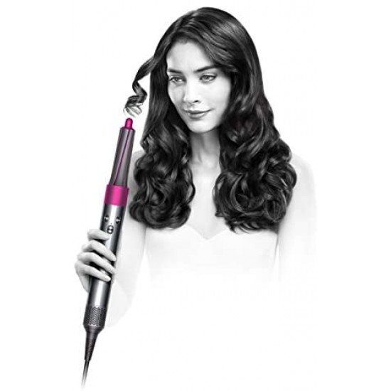 Dyson Airwrap Hair Styler Complete (Fuchsia Pink) - UAE 3-Pin Plug