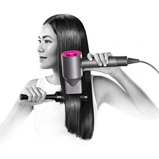 Dyson Supersonic Hair Dryer (Fuchsia Pink) - UAE 3-Pin Plug