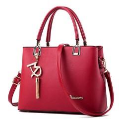 Fashion Women Top-Handle Handbags,PU Leather Stylish Large Capacity Personalized Designer Tote Handbags