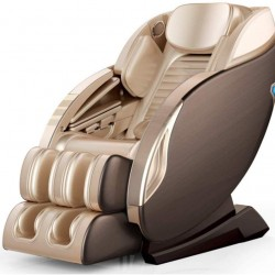 4D Luxury Massage Chair Home Multi-Function Body Electric Zero Gravity Space Music Sofa