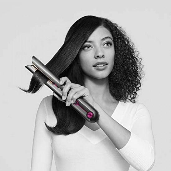 Dyson Corrale Hair Straightener - Black Nickel/Fuchsia