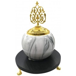 EASY LIFE Ceramic Bakhoor Incense Burner