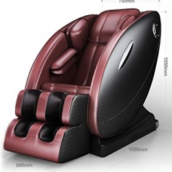 Zaybbe Massage Chair Zy-8540 Full Automatic Kneading Multi-Function Electric Space Sofa Compartment Gray